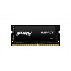 Kingston Technology - FURY Impact mdulo de memoria 16 GB 1 x 16 GB DDR4 3200 MHz