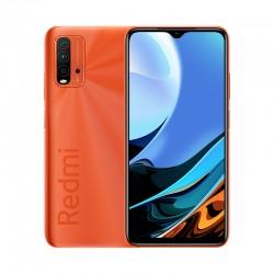 Xiaomi - Redmi 9T 166 cm 653 SIM doble MIUI 12 4G USB Tipo C 4 GB 128 GB 6000 mAh Naranja