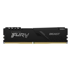 Kingston Technology - FURY Beast mdulo de memoria 8 GB 1 x 8 GB DDR4 3600 MHz
