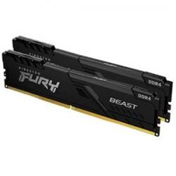Kingston Technology - 32G 3200MH DDR4DIMM Kit2 FURYBeast Blck