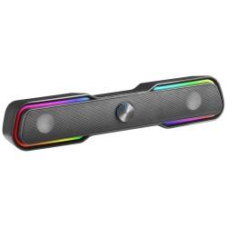 Mars Gaming - MSBX altavoz soundbar Negro 10 W