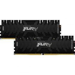 Kingston Technology - 16G 3200MH DDR4DIMM Kit2 FURY Reneg Blck