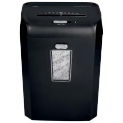 Rexel - QS RSX1035 triturador de papel Corte cruzado 60 dB 22 cm Negro