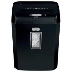 Rexel - QS REX823 triturador de papel Corte cruzado 60 dB 22 cm Negro