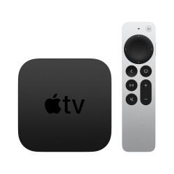 Apple - TV 4K Negro Plata 4K Ultra HD 32 GB Wifi Ethernet