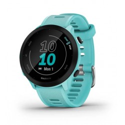 Garmin - Forerunner 55 reloj deportivo Bluetooth 208 x 208 Pixeles Color aguamarina Negro