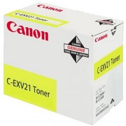 Canon - C-EXV21 Original Amarillo 1 piezas