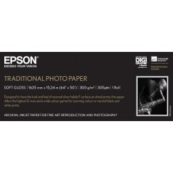 Epson - Traditional Photo Paper 64x 15 m