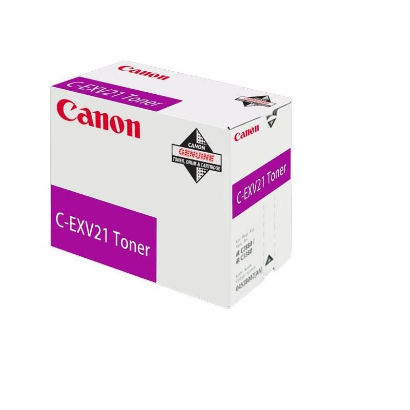 Canon - Magenta Laser Printer Toner Cartridge Original