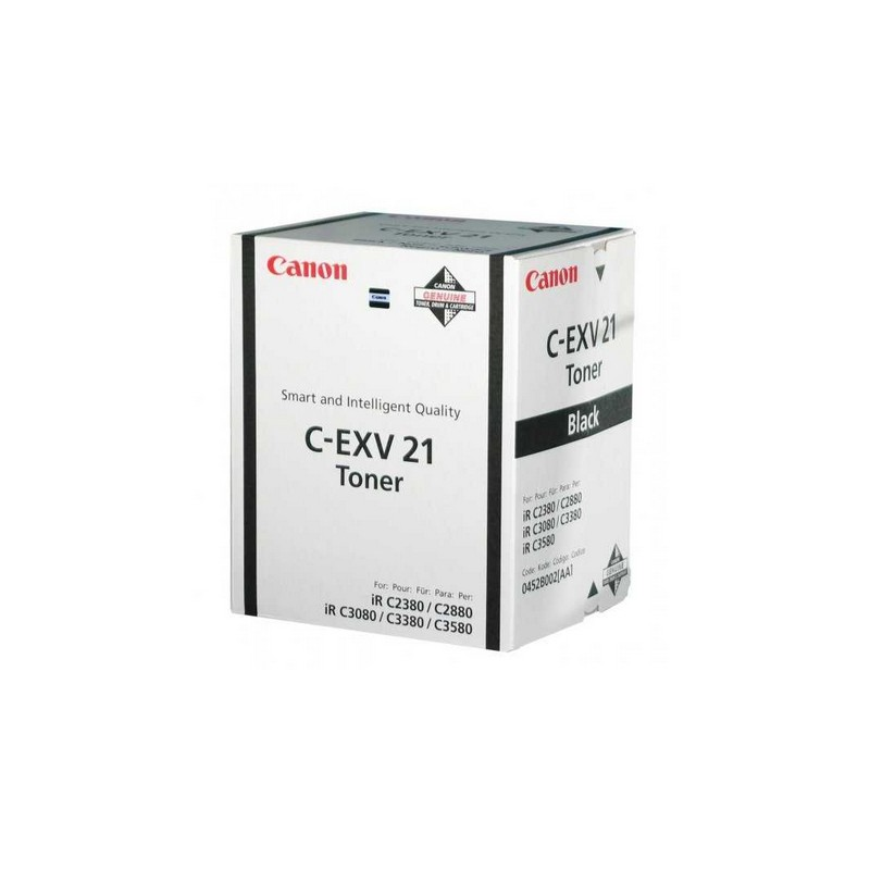 Canon - C-EXV 21 Original Negro