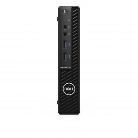 DELL - OptiPlex 3080 DDR4-SDRAM i5-10500T MFF Intel Core i5 de 10ma Generacin 8 GB 256 GB SSD Windows 10 Pro Mini PC - 96PT9