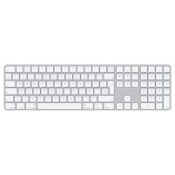 Apple - Magic teclado USB  Bluetooth Espaol Aluminio Blanco - MK2C3Y/A