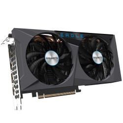 Gigabyte - GeForce RTX 3060 Ti EAGLE OC 8G rev 20 NVIDIA 8 GB GDDR6