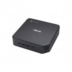 ASUS - CHROMEBOX4-G3006UN DDR4-SDRAM i3-10110U mini PC Intel Core i3 de 10ma Generacin 4 GB 128 GB SSD Chrome OS Negro