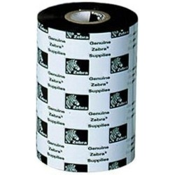 Zebra - 3200 Wax/Resin Thermal Ribbon 89mm x 450m cinta para impresora