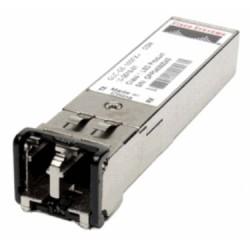 Cisco - 1000BASE-ZX SFP red modulo transceptor Fibra ptica 1000 Mbit/s 1550 nm