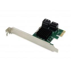 Conceptronic - EMRICK03G tarjeta y adaptador de interfaz Interno SATA