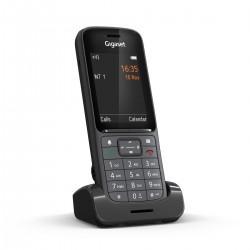 Gigaset - SL800H PRO Telfono DECT/analgico Identificador de llamadas Antracita