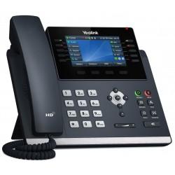 Yealink - SIP-T46U telfono IP Gris LCD Wifi