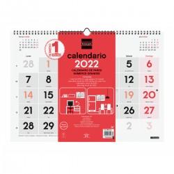 Finocam - Neutro de Pared Nmeros Grandes 2022 - 780010022