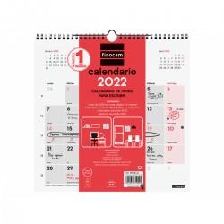 Finocam - Neutro de Pared para Escribir 2022 - 781520022