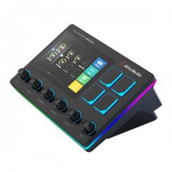 AVerMedia - AX310 mezclador DJ 3 canales 10 - 20000 Hz Negro