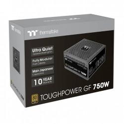 Thermaltake - TTP-750AH3FCG-B unidad de fuente de alimentacin 750 W 24-pin ATX ATX Negro