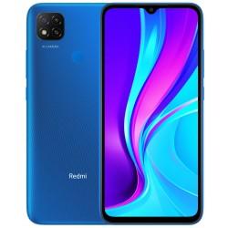 Xiaomi - Redmi 9C 166 cm 653 SIM doble Android 100 4G MicroUSB 4 GB 128 GB 5000 mAh Azul