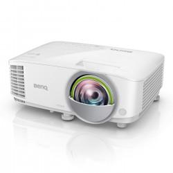Benq - EW800ST videoproyector Short throw projector 3300 lmenes ANSI DLP WXGA 1280x800 3D Blanco