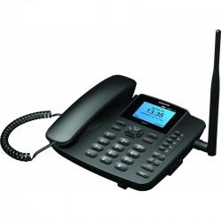 MaxCom - Comfort MM41D Smart telephone Identificador de llamadas Negro