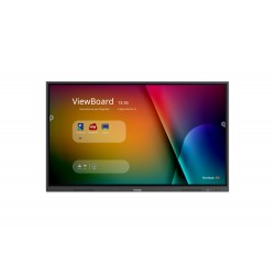 Viewsonic - IFP6532 pizarra y accesorios interactivos 1651 cm 65 3840 x 2160 Pixeles Pantalla tctil Negro