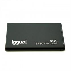 iggual - Caja externa SSD 25 SATA USB 30