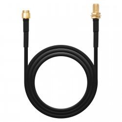 Nanocable - 10262004 cable coaxial 4 m SMA Negro