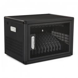 V7 - CHGSTA12USBCPD-1E carrito y armario de dispositivo porttil Carro de gestin y carga para dispositivos porttiles Negro