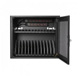 V7 - CHGSTA12AC-1E carrito y armario de dispositivo porttil Carro de gestin y carga para dispositivos porttiles Negro