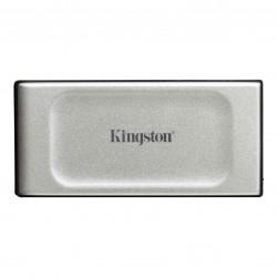 Kingston Technology - XS2000 2000 GB Negro Plata