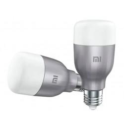 Xiaomi - GPX4025GL iluminacin inteligente Bombilla inteligente 10 W Plata Wi-Fi