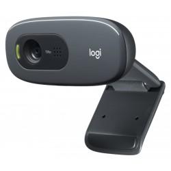 Logitech - C270 cmara web 12 MP 1280 x 960 Pixeles USB Negro