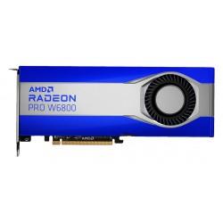 AMD - PRO W6800 Radeon PRO W6800 32 GB GDDR6