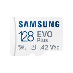 Samsung - EVO Plus memoria flash 128 GB MicroSDXC UHS-I Clase 10 - MB-MC128KA/EU