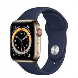 Apple - Watch Series 6 40 mm OLED 4G Oro GPS satlite - MJXM3TY/A