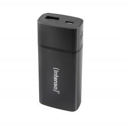Intenso - PM5200 batera externa Negro In de litio 5200 mAh
