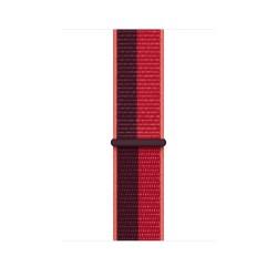 Apple - ML8G3ZM/A accesorio de smartwatch Grupo de rock Rojo Nylon