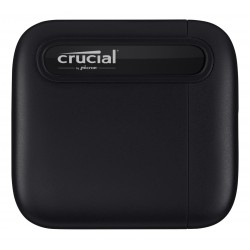 Crucial - X6 4000 GB Negro