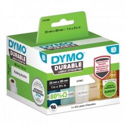DYMO - LabelWriter Blanco Etiqueta para impresora autoadhesiva