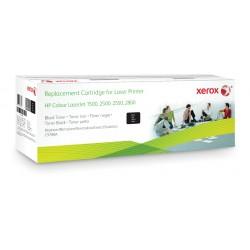 Xerox - Cartucho de tner negro Equivalente a HP C9700A/Q3960A Compatible con HP Colour LaserJet 1500 Colour LaserJet 2500 C