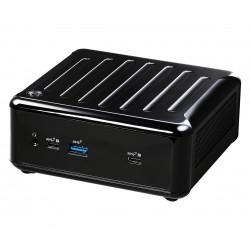 Asrock - 4X4 BOX-4300U 06 l tamao PC Negro