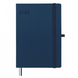 Finocam - Agenda Mnimal Textura 2022 Azul - 882221022