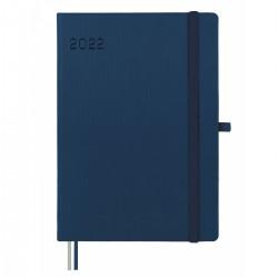 Finocam - Agenda Mnimal Textura 2022 Azul - 882201022