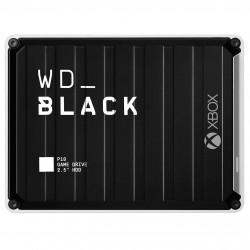 Western Digital - P10 disco duro externo 2000 GB Negro - WDBA6U0020BBK-WESN